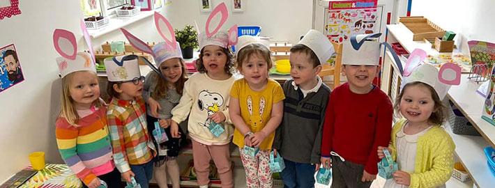 Easter Egg Hunt Horizons 2020