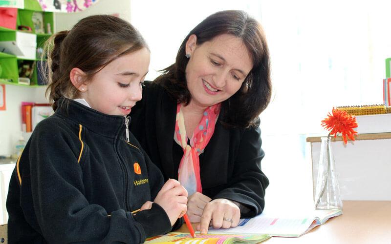 Fiona Abom Horizons Homework Club