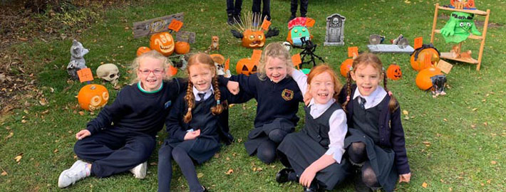 Horizons Pumpkin Carving Competition