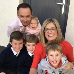 McMenamin Family Picture