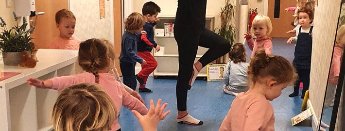 Yoga Class At Horizons Blog Post